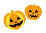 かぼちゃのおばけジャック・オー・ランタン!